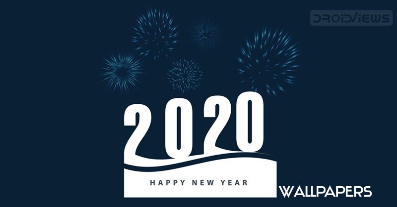 new year 2020 wallpapers