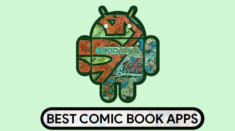 comic book app android