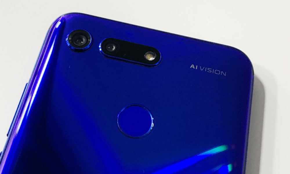 Honor View 20 Camera - Toppfunktioner