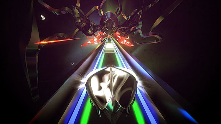 thumper game screenshot