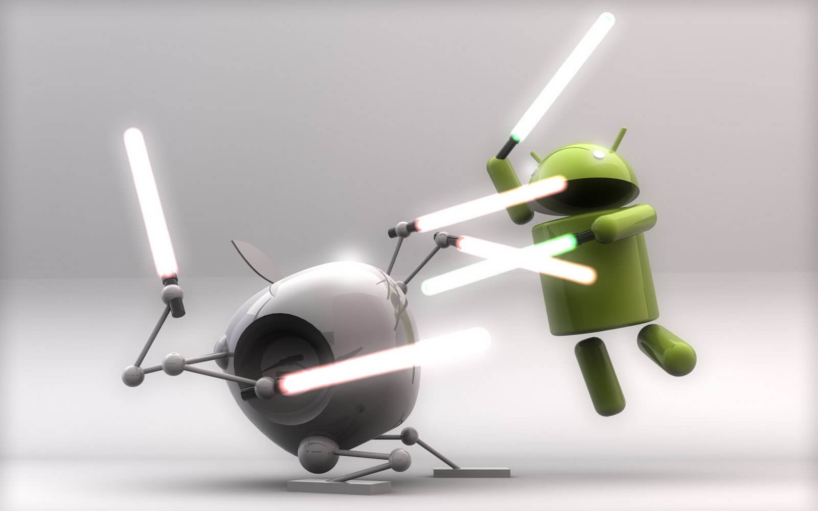 Android-kontra-iOS