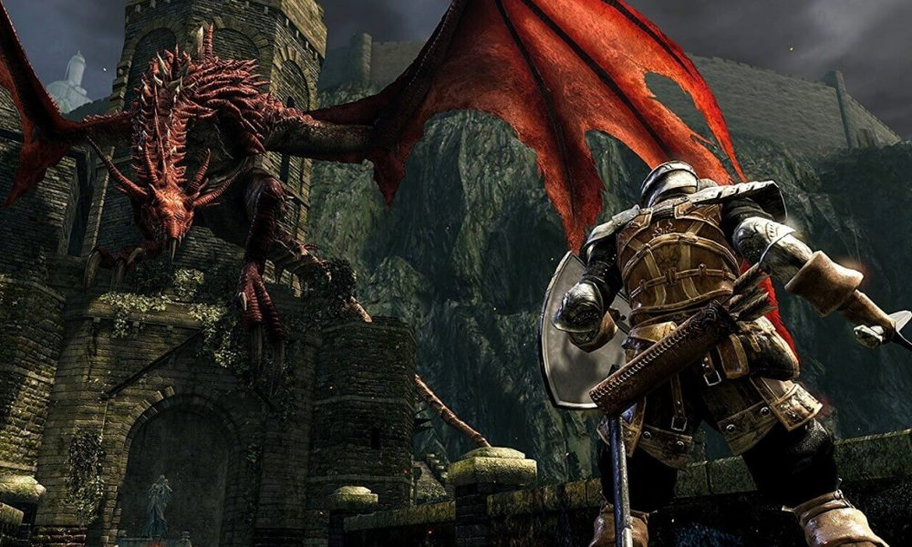 Recension: Dark Souls Remastered - Bli god igen