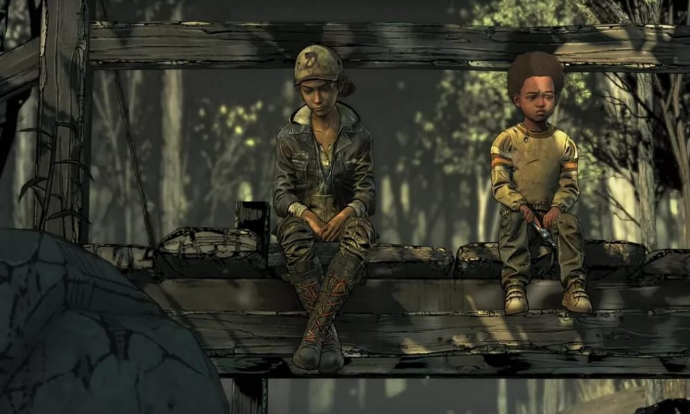 Telltale Games tittar på alternativ för att avsluta The Walking Deads sista säsong